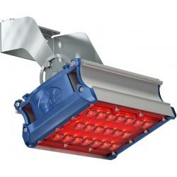 Архитектурный светильник TL-PROM SM 50 FL Г Red светодиодный