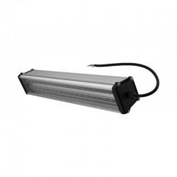 Светильник ПромЛед Т-Линия v2.0 30 500мм БАП Прозрачный светодиодный