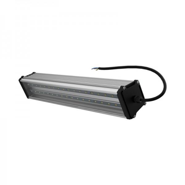 Светильник ПромЛед Т-Линия v2.0 40 500мм БАП Прозрачный светодиодный