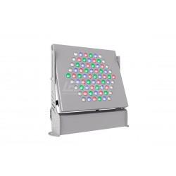 Светильник Прожектор RGBW 150 Вт (Г55+12˚) светодиодный (LE-СБУ-48-150-3161-67RGBW)