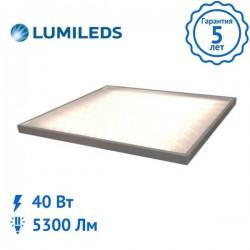 Офисный светодиодный светильник 8L-40-Lum