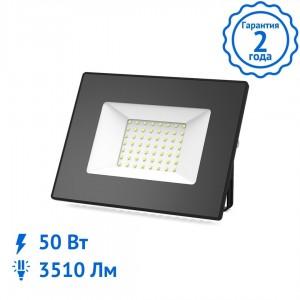 Прожектор Gauss Elementary 50W 3510lm IP65 6500К светодиодный