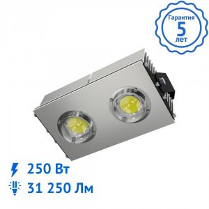 Прожектор v3.0 250 Вт светодиодный