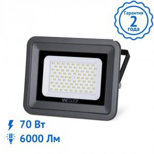 Прожектор WOLTA WFL-70W/06 5500K 70 Вт SMD IP65 6000 Лм светодиодный