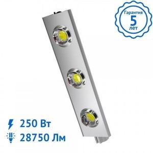 Уличный светильник ALFA-250 Вт светодиодный