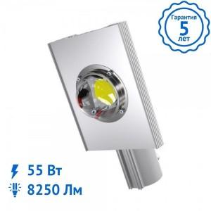 Уличный светильник ALFA-55 Вт Cree светодиодный