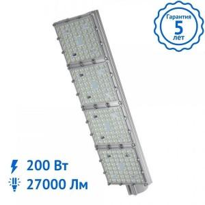 Уличный светильник ALFA SMD-200 Вт светодиодный