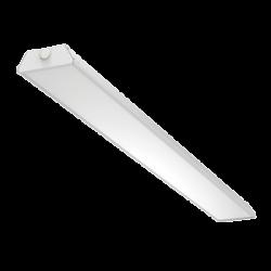 Светильник Вартон Supermarket 1500*145*50 мм 35 Вт 4000К авар. автономный постоянного действия Teletest IP40 светодиодный Арт. V1-R0-00341-31AT0-4004040