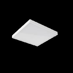 Светильник Вартон офисный встр./накл. 595*595*50мм 35 Вт 5000К с рассеивателем призма DALI светодиодный Арт. D1-A0-00070-01GD3-4003550