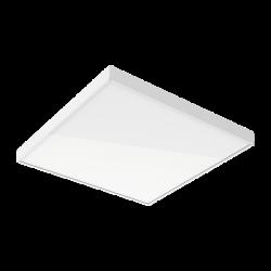 Светильник Вартон A070 2.0 офисный встр./накл. 30 Вт 4000К 595*595*50 мм IP40 с рассеивателем призма светодиодный Арт. V1-A0-00070-01PR0-4003040