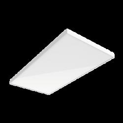 Светильник Вартон A300 2.0 офисный встр./накл. 1195*595*50мм 60 ВТ 4000К IP40 с рассеивателем опал светодиодный Арт. V1-A0-00300-01OP0-4006040