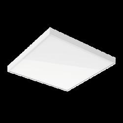 Светильник Вартон офисный встр. 595*595*50мм 36 ВТ 3000К с равномерной засветкой рассеиватель опал IP40 DALI светодиодный Арт. V1-A0-00070-01HGD-4003630