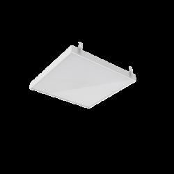 Светильник Вартон грильято 588*588*50мм 35 ВТ 4000К с планками для подвеса с призматическим рассеивателем светодиодный Арт. B1-R3-00010-31G03-2003540