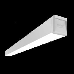 Светильник Вартон Q-80 подв./накл. 65Вт 1473х80х80мм 4000К IP40 с рассеивателем опал DALI светодиодный Арт. V1-R0-70389-05D01-4006540