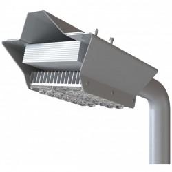 Светильник Вартон Village 90 Вт крепление на консоль 5000К светодиодный Арт. V1-S0-70079-40L04-6509050